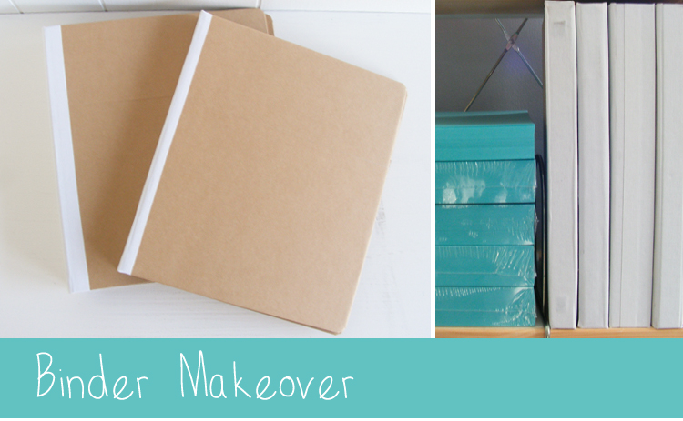5 steps to a 3 ring binder makeover notes from letter c design