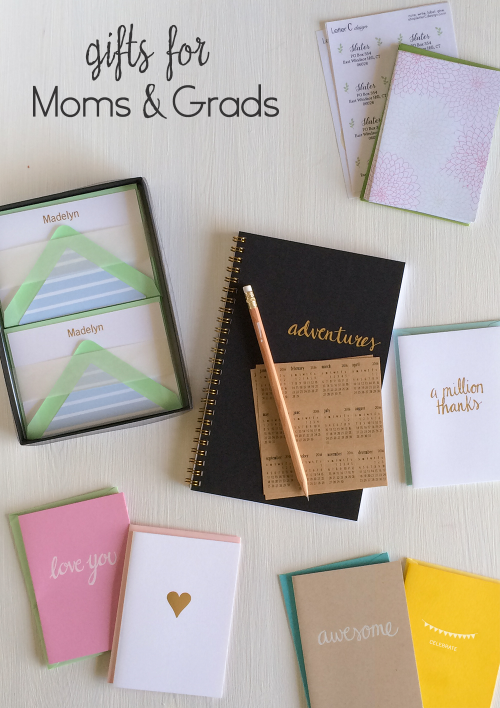 gifts for moms and grads