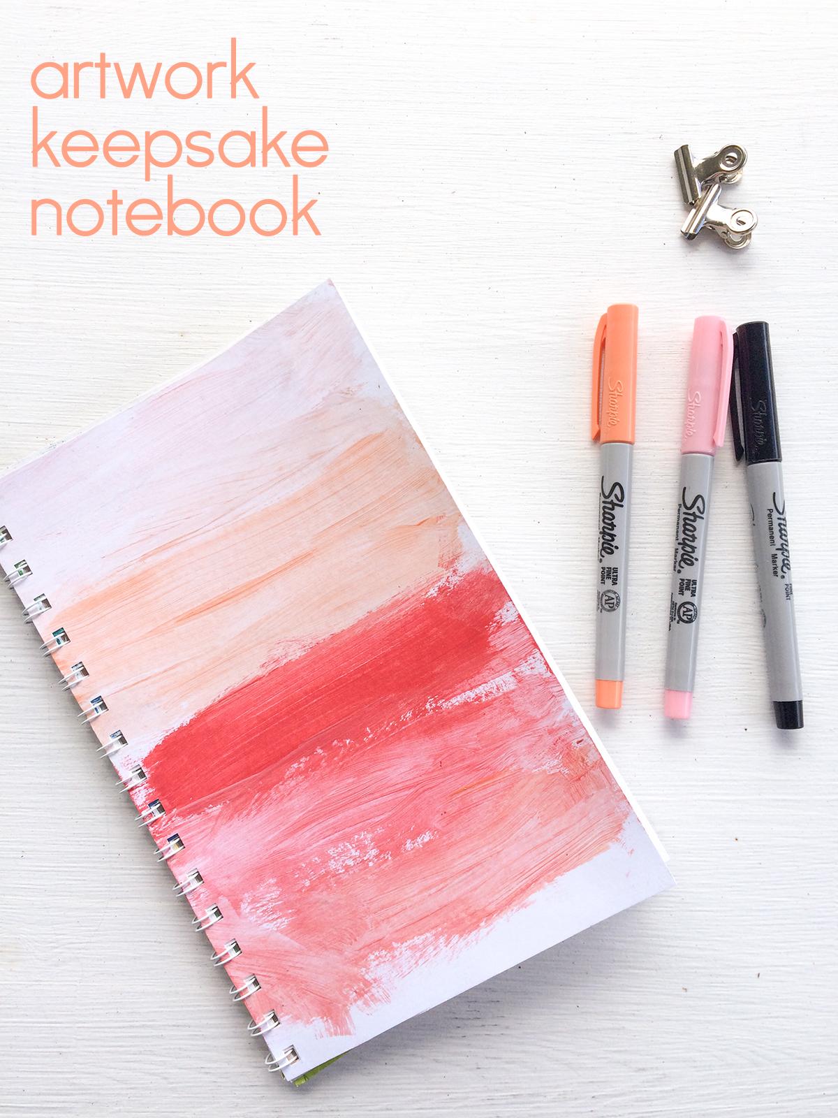 artworkkeepsakenotebook
